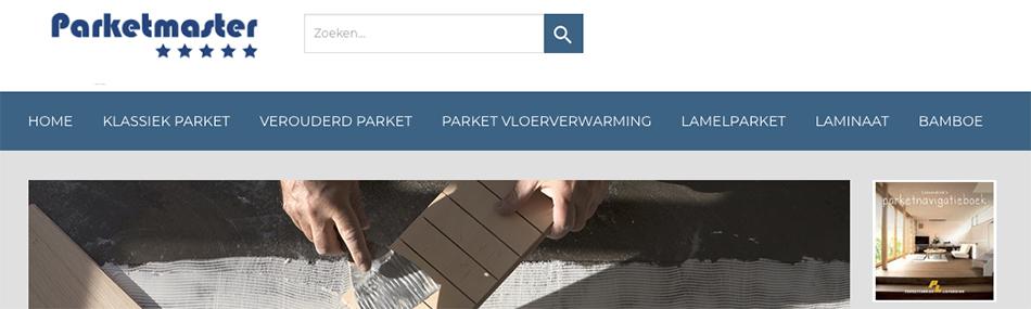 Offerte Webshop parket